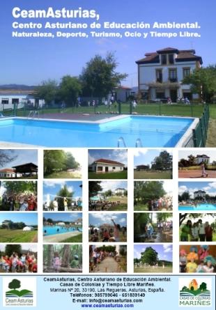 campamentos para niños y niñas en asturias naturaleza inglés