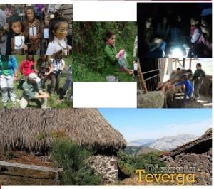Campamento prehistórico en Teverga