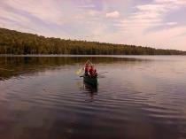 Campamento en Boal de aventura