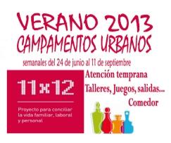Campamento urbano Gijón