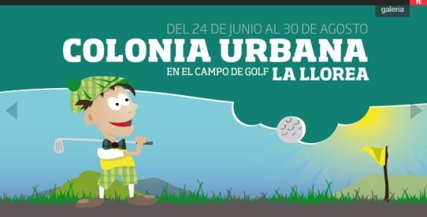 Golf para niños y niñas en Gijón