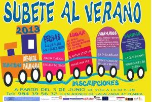 Campamento urbano en Gijón