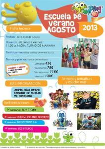 Actividades agosto en Oviedo