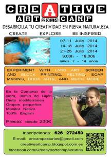 CREATIVE ART CAMP