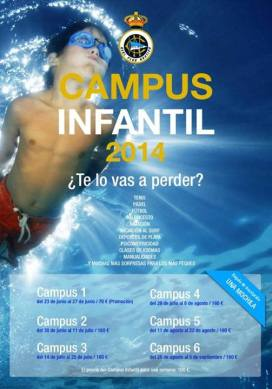 campus infantil nautico