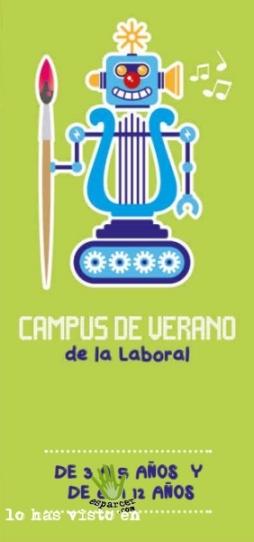 campus en la laboral