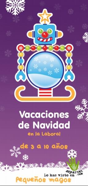 vacaciones navidad laboral