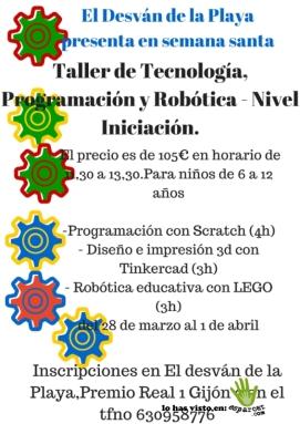 taller tecnológico